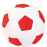 """Игрушка Мякиши """"Футбольный мяч"""", красно-белый"""