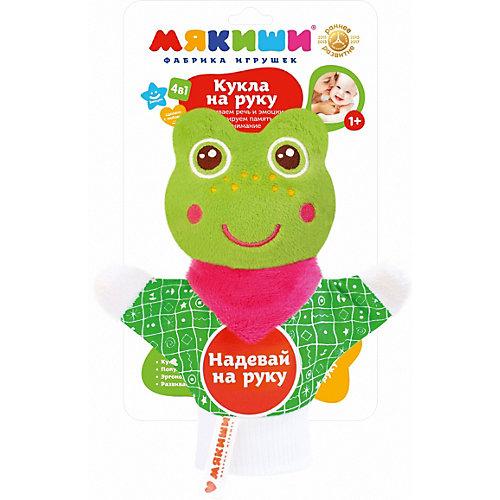 """Кукла на руку Мякиши """"Лягушка"""" от Мякиши"""