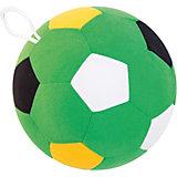 """Игрушка Мякиши """"Футбольный мяч"""", зеленый"""