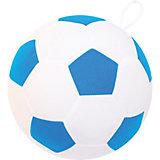 """Игрушка Мякиши """"Футбольный мяч"""", сине-белый"""