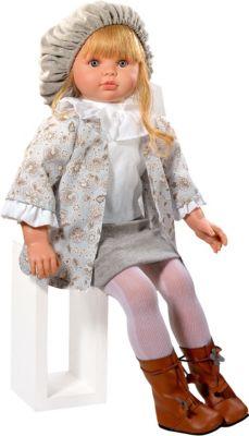 Кукла Asi Пепа в костюмчике и берете 57 см, арт 283940