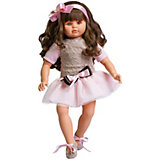 Кукла Asi Пепа в розовом платье 57 см, арт 282790