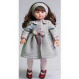 Кукла Asi Пепа в сером платье 57 см, арт 283140
