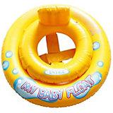 Круг для плавания с трусами Intex My baby float, 67 см