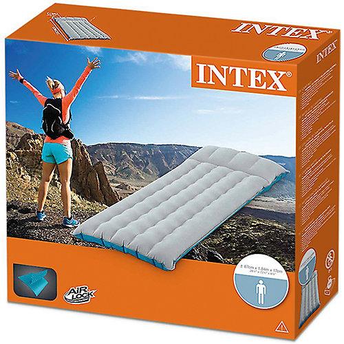 Надувной туристический матрас Intex, 67*184 см от Intex