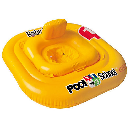 Круг для плавания Intex Pool School, step 1 от Intex