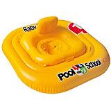 Круг для плавания Intex Pool School, step 1