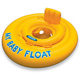 Круг для плавания с трусами Intex My baby float, 70 см