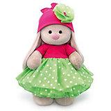 Мягкая игрушка Budi Basa Зайка Ми в платье с пышкой юбкой из органзы, 25 см