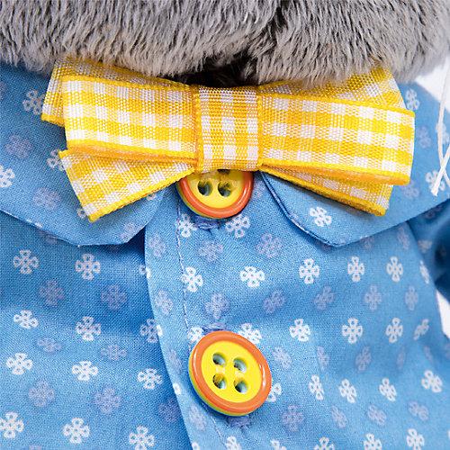 Мягкая игрушка Budi Basa Кот Басик Baby в рубашке и шортиках, 20см от Budi Basa