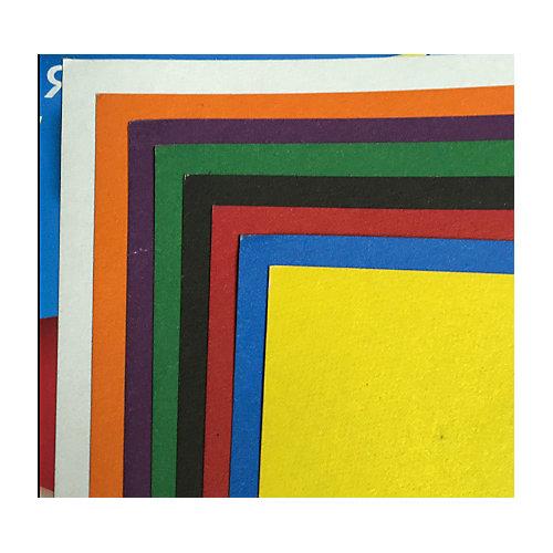 "Набор цветного картона и бумаги Апплика ""Веер"" 8 и 16 листов А4 от АппликА"