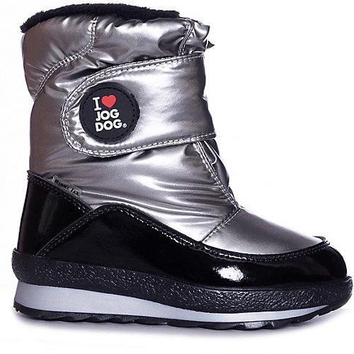 Сапоги Jog Dog JOG - серебряный от Jog Dog