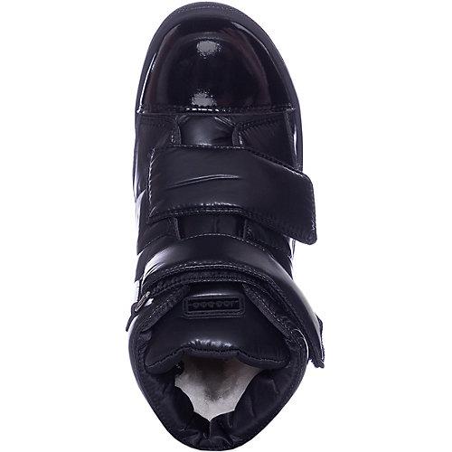 Ботинки Jog Dog Sector - черный от Jog Dog