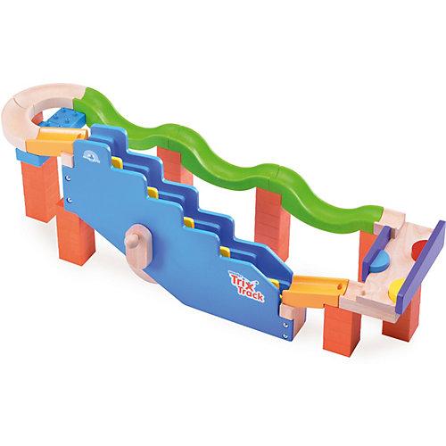 """Конструктор Wonder world Trix Track """"Наверх по ступеням!"""", 65 деталей от Wonderworld"""