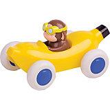 "Игрушка Viking Toys ""Машинка-банан с обезьянкой"""