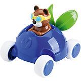 """Игрушка Viking Toys """" Машинка-черничка с мишкой"""""""