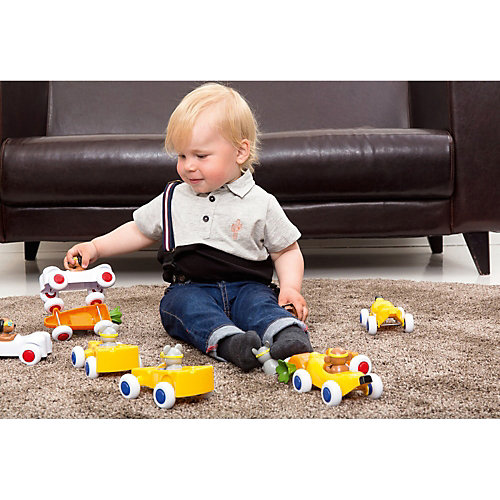 """Игрушка Viking Toys """"Машинка-косточка с собачкой"""" от Viking Toys"""
