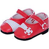 Обувь для кукол Paola Reina туфли с цветочком, 32 см