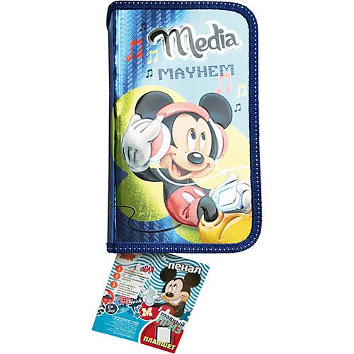 Пенал средний Disney «Микки Маус», полный от Limpopo