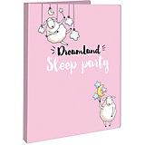 Папка пластиковая Expert Complete Dreamland, овечка-облачко