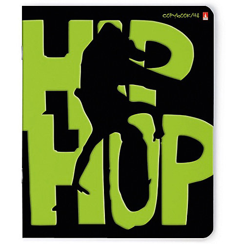 Тетрадь Альт Hip-Hop, 48 листов, клетка, 5 шт от Альт
