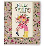 Тетрадь Альт Hello Spring, 48 листов, клетка, 5 шт
