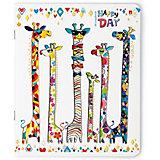 Тетрадь Альт Счастливый день, 48 листов, клетка, 5 шт