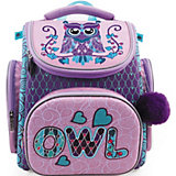 Ранец Hatber Compact Plus, Owl