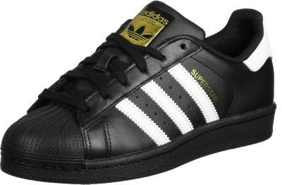 adidas Schuhe Superstar Foundation J W Sneakers Low, adidas Originals
