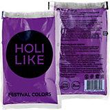Краска холи Holi Like, фиолетовая