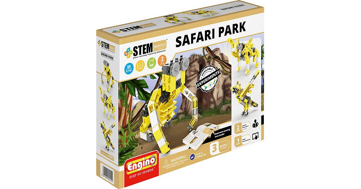Engino STEM HEROES Safaripark