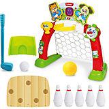 Игровой набор 4 в 1 WinFun Спортивные игры