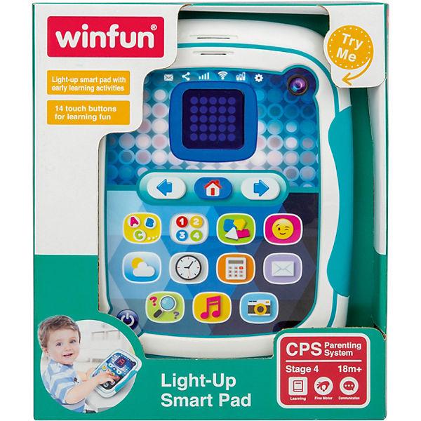 Light-Up Smart Pad, WinFun MAolvu