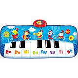 """Коврик-пианино WinFun """"Нажимай и играй"""""""