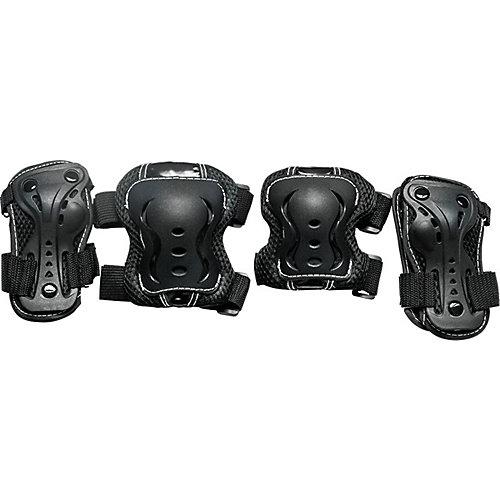 Комплект защиты Tech Team Safety line 700 - черный от Tech Team