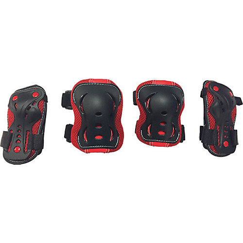 Комплект защиты Tech Team Safety line 700 - красный от Tech Team