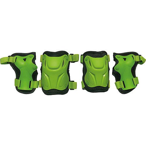 Комплект защиты Tech Team Safety line 800 - светло-зеленый от Tech Team