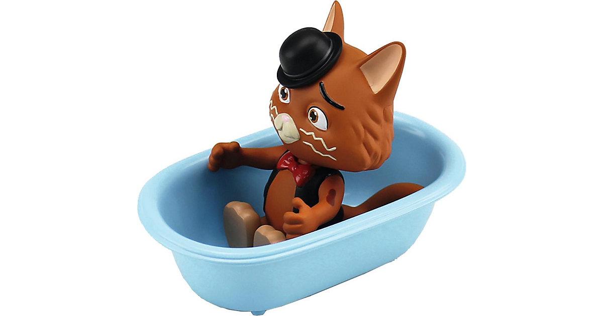44 Cats Spielfigur Stink mit Badewanne braun/blau