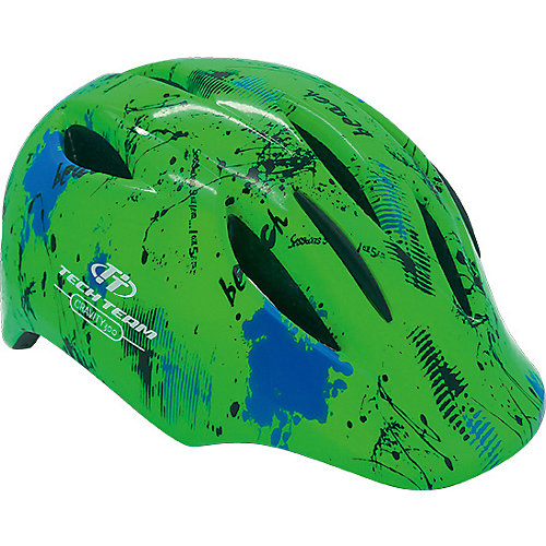 Защитный шлем Tech Team Gravity 300 - светло-зеленый от Tech Team