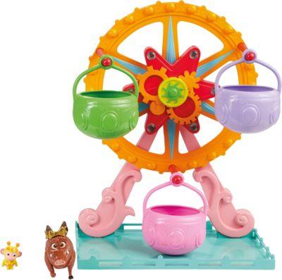 Mehrfarbig One Wonder Park 31034 Sammelfiguren Set Spielset Themenfiguren