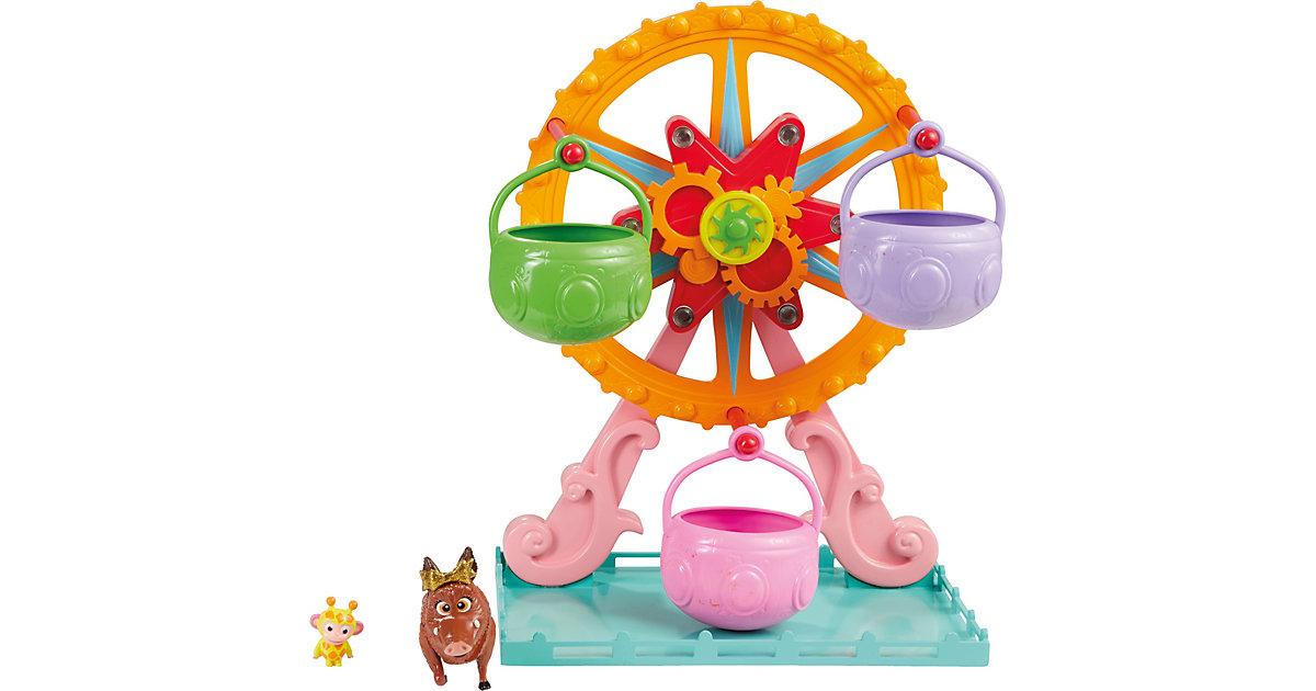 Wonderpark Riesenrad mit Beleuchtung