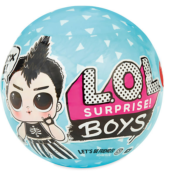 L.O.L. Surprise Boys Series 1A+1B