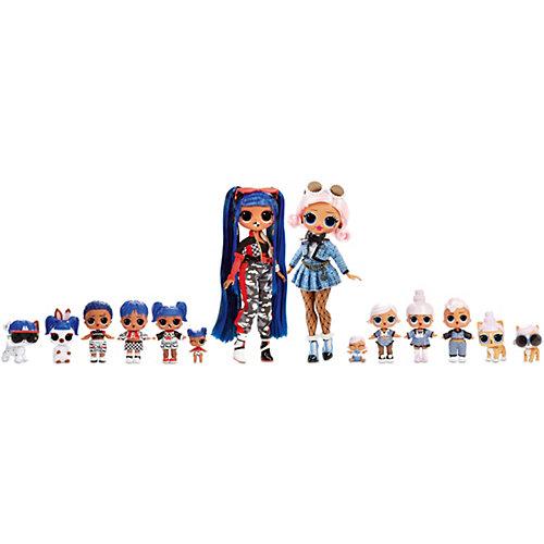 Игрушка LOL MGA Удивительный Сюрприз, 14 кукол от MGA