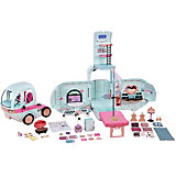 Игровой набор LOL Автобус с куклой