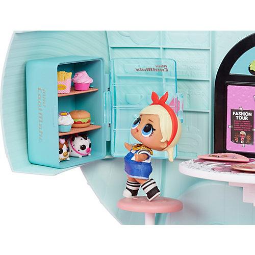 Игровой набор LOL Автобус с куклой от MGA