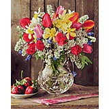 """Набор для раскрашивания по номерам Schipper """"Цветы из домашнего сада"""""""