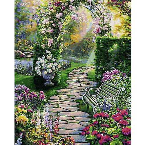 """Набор для раскрашивания по номерам Schipper """"Прекрасный сад"""" от Schipper"""