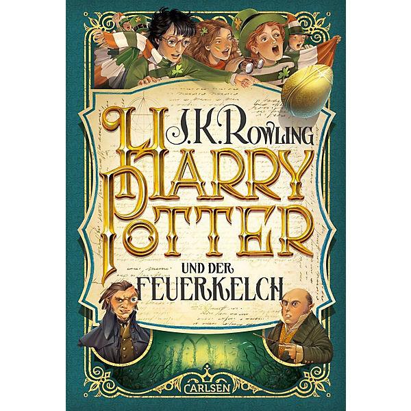 Harry Potter und der Feuerkelch Bd 4 Joanne K Rowling