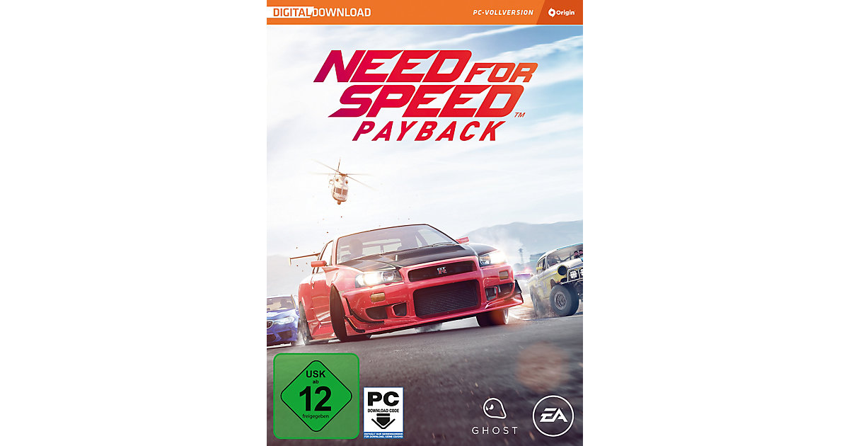 PC Need for Speed - Payback