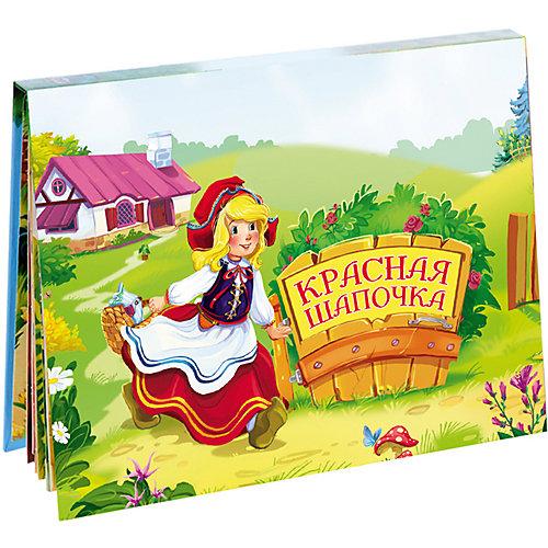 Коллекция сказок 6 панорамок-малышек, в сундучке от Malamalama